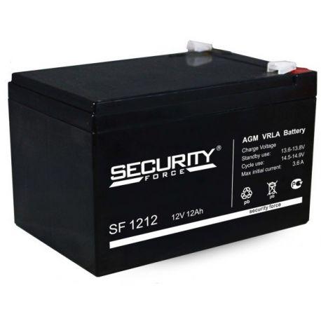 Аккумуляторная батарея SF 12В, 12 а/ч