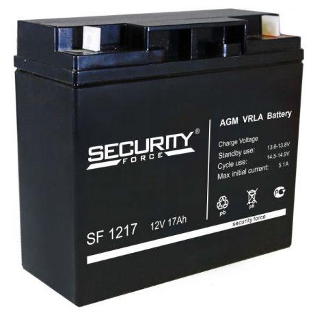 Аккумуляторная батарея SF 12 В, 17 а/ч