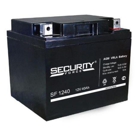 Аккумуляторная батарея SF 12 В, 40 а/ч