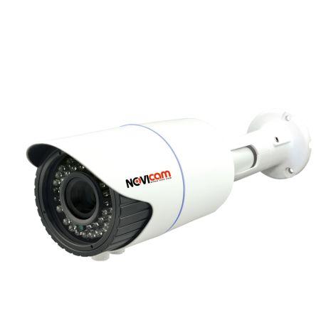 Уличная IP 2K ИК-видеокамера с вариофакальным объективом IP N49W, Novicam