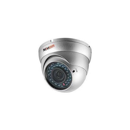 Уличная AHD 720p ИК-видеокамера с вариофкальным объективом AC18W, Novicam