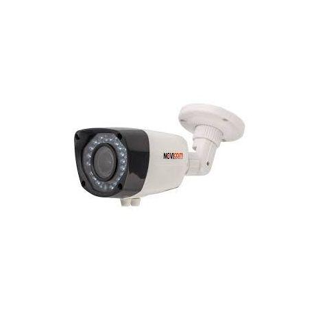 Уличная AHD 720 ИК-видеокамера с вариофакальным объективом AC19W, Novicam