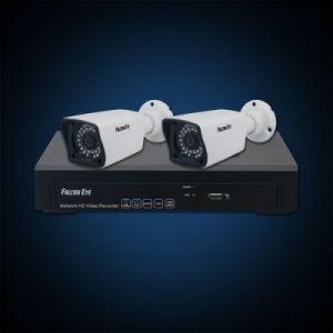Комплект IP видеонаблюдения...