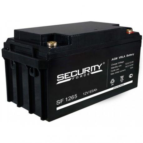 Аккумуляторная батарея SF 12 В, 65 а/ч