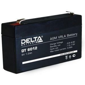 Аккумуляторная батарея DT 6012