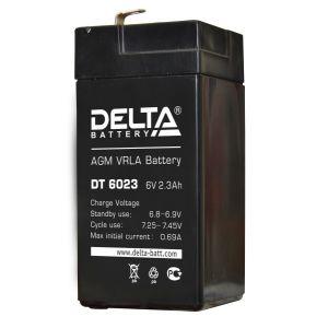Аккумуляторная батарея DT 6023