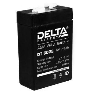 Аккумуляторная батарея DT 6028