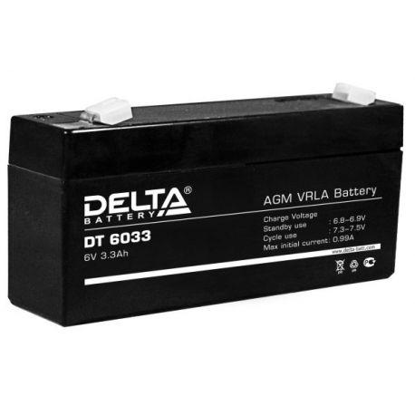 Аккумуляторная батарея DT 6033 (125)
