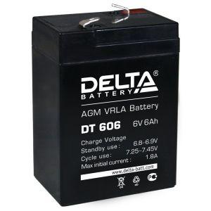Аккумуляторная батарея DT 606