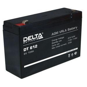 Аккумуляторная батарея DT 612