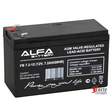 FB 7.2-12 Alfa (Alarm Force)